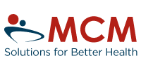 MCM | Population Health Management Leader Since 1986 Logo